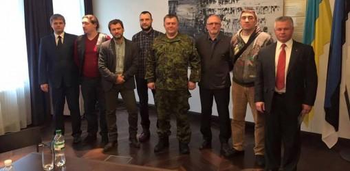 Добровольці в системі національної безпеки Естонської республіки