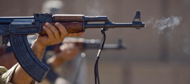 Правила безпеки при поводженні з вогнепальною зброєю